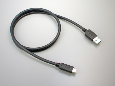 "USB 3.1 Certified Type-C to Standard-A Cable Harness Has Been Added to the USB Type-C™ ""DX07 Series"""