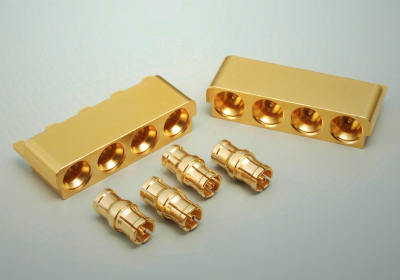 "Superior High-frequency Performance Covering Up To 65GHz ""CP03 Series""SMPM Coaxial Connector Has Been Developed"