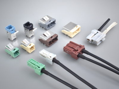 MX68 Series High-Speed Connectors for Automotive Infotainment System Has Been Developed