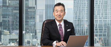 Message from President Tsutomu Onohara