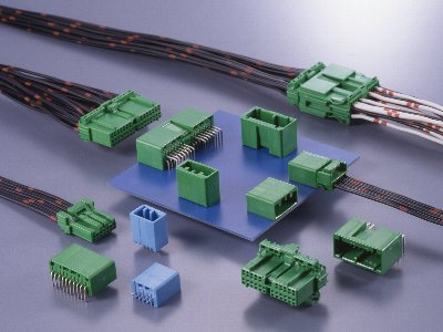 IL-AG5 Series (025 Contacts, Board-to-Cable/Cable to-Cable ...