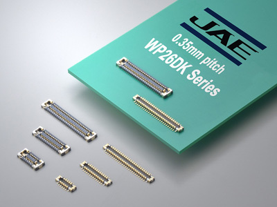WP26DK Series Robust Board-to-board Connector with Power Supply Terminals