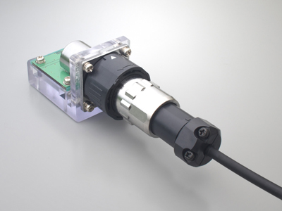 FO-BD7 Series, Outdoor Environmentally Resistant Optical Connector with Thermal Management Design