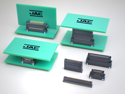 AX01 Series, Floating Board-to-Board Connector, Has Added New Pin Counts and Height Variations