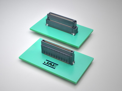 AX01 Series Floating Board-to-board Connector Compatible with 8 Gbps High-speed Transmission