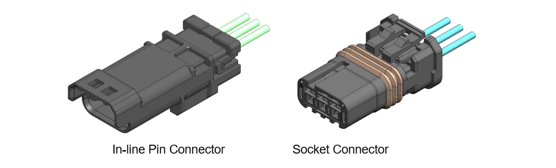 MX80 Connector Appearance