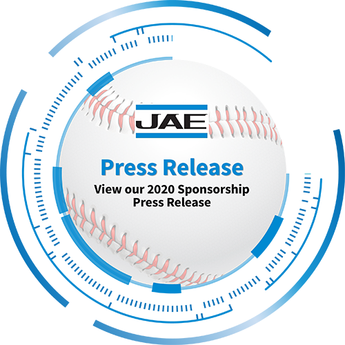 JAE Press Release : View our 2020 Sponcorship Press Release