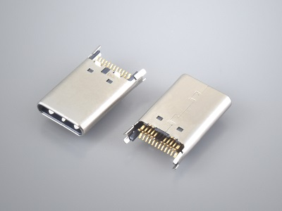 22 Position USB Type-C™ Plug Connector