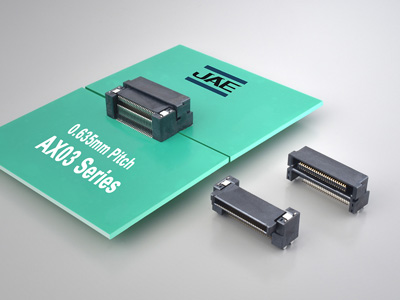 AX03 Series Floating Board-to-board Connector for Horizontal Connection